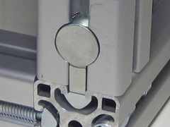 aluminium extrusion connection