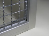 flat faced aluminium profiles